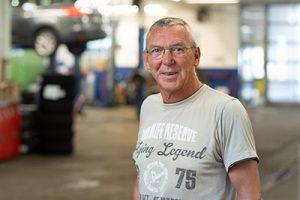 Andreas Lempio - Fahrer, Zulassungen, Hausmeister