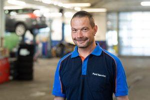 Steffen Küster - Service-Berater, Service-Techniker für Ford, Opel, Smart